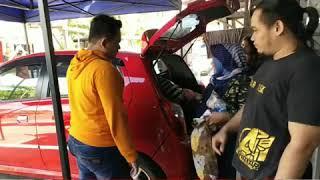 preview picture of video 'MALIBU BALIKPAPAN RODEX VAPE STORE VACATION'