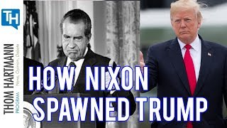 How Nixon's Southern Strategy Lead us Straight to Donald Trump