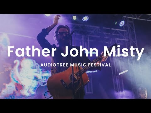 Father John Misty - Hangout at the Gallows | Audiotree Music Festival 2018