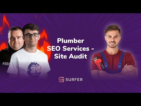 Plumber SEO Services - Website Audit On-Page and Off-Page SEO