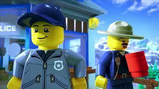 Šílenství okolo horské policie – ČÁST PRVNÍ! - LEGO City