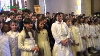 """Kommunion 2016 in Brilon """"Dankmesse"""" mit dem Propst Dr.Reinhard Richter"""
