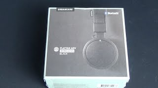 Urbanears Plattan ADV Bluetooth Headphones