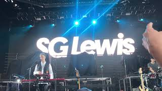 SG Lewis   Again @ The Santa Barbara Bowl
