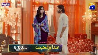 Khuda Aur Mohabbat Episode 27 Promo   Khuda aur Muhabbat Promo 27   Khuda Aur Muhabbat Promo
