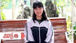 Nữ sinh Nghệ An nói nhiều thứ tiếng | VTC