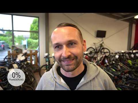 we cycle - 0% Finanzierung - WINORA Sinus iR380 review walkaround