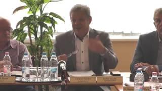 Képviselő Testületi Ülés Tiszalök 2019.09.26.