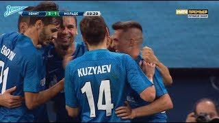 «Зенит» — «Мольде»: полный обзор матча на «Зенит-ТВ»