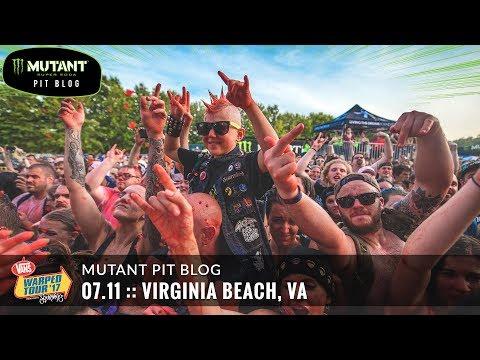 Video 2017 Mutant Pit Blog: Virginia Beach, VA