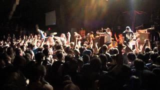 Every Time I Die - No Son of Mine (Buffalo, NY - 3/31/2012)