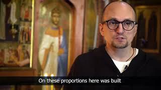 Спасо-Андроников монастырь (English subtitles)