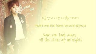 BTS (방탄소년단) – LET ME KNOW [Color Coded Han Rom Eng lyrics]