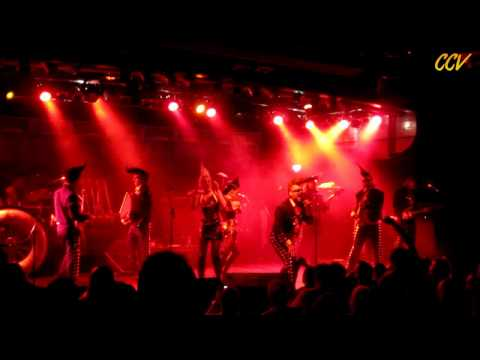 Leningrad Cowboys - Ring of Fire (live in Munich)