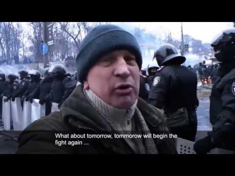 Украина. 2014 Евромайдан  и Крым. Розы имеют шипы часть 1