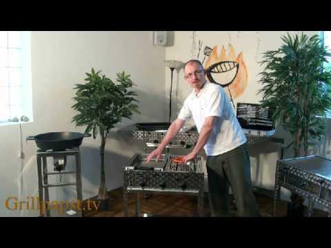Grillpapst.tv präsentiert: Den Gastrobräter PS010