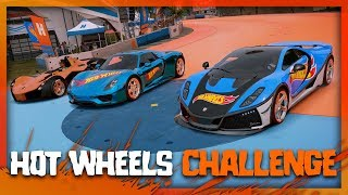Forza Horizon 3 | Best Hot Wheels Challenge (Stunts, Races & Funny Moments)