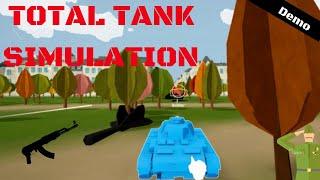 SO MANY PLANES!!! Total Tank Simulator (Demo)