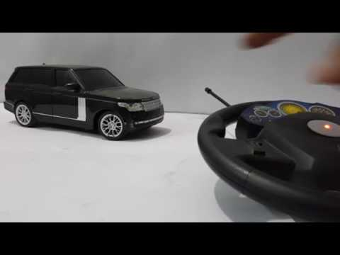 RC Car : Gravity Sensor Steering : Review & Action