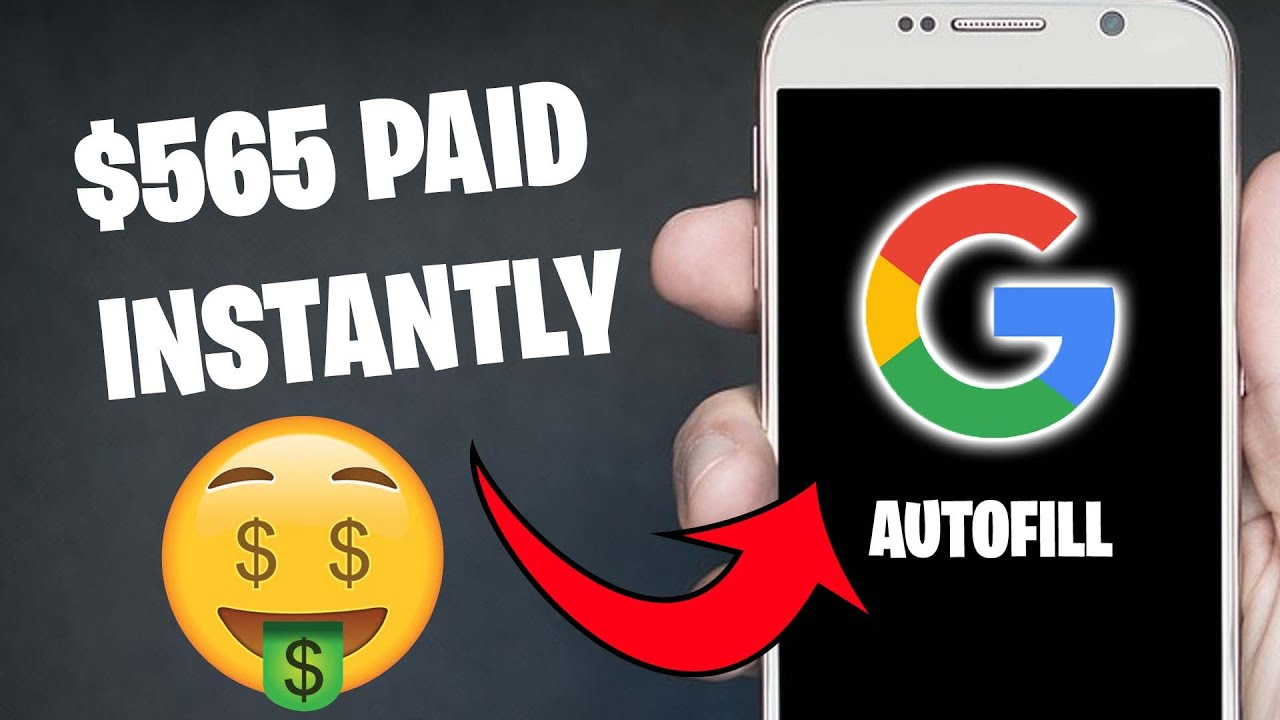 MAKE $565 EACH DAY FROM GOOGLE AUTOFILL [Earn Money Online] thumbnail