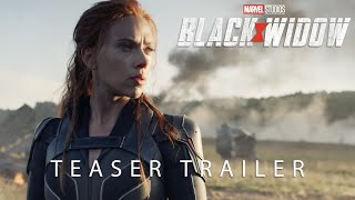 VIDEO: Marvel's BLACK WIDOW – Off. Teaser Trailer