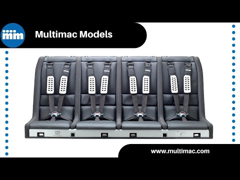 Multimac Model Range