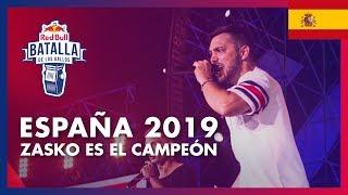 Final Nacional España 2019   Red Bull Batalla de los Gallos