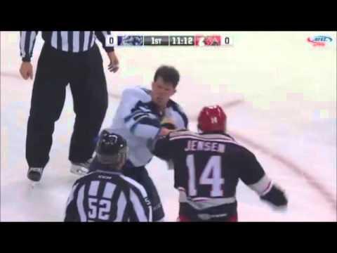 Scott Kosmachuk vs. Nick Jensen