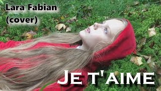 JE T'AIME - by a girl 9 yo!!!