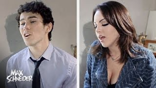 Labrinth feat. Emeli Sandé - Beneath Your Beautiful Cover (Liz Gillies & Max Schneider (MAX))