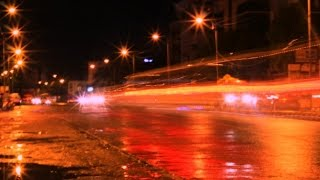 preview picture of video 'Pune City Road Trip @ Night'