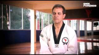 Leyendas del Deporte Mexicano - Oscar Mendiola, el primer taekwondoín mexicano