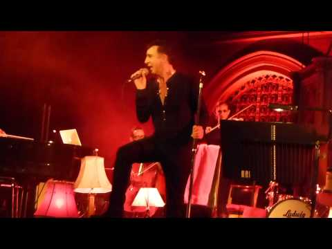 "Marc Almond ""Ruby Red"" Union Chapel, London Nov. 3rd 2013"