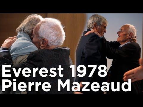 Everest 1978 retrouvailles Pierre Mazeaud Walter Cecchinel Claude Deck Jean-François Mazeaud