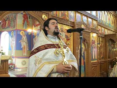 Проповедь на Преображение Господа Бога и Спаса нашего Иисуса Христа