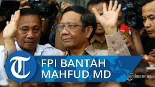 FPI Bantah Tidak Setia Pancasila meski Sempat 'Disinggung' Sebelumnya