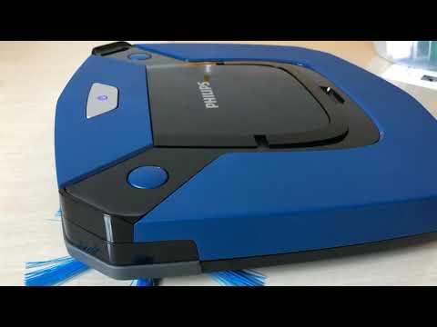 Phillip SmartPro Easy | Robotic Vacuum Cleaner FC8792