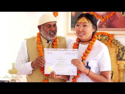"""Школа йоги """"Ом Шанти Ом"""", Индия, Ришикеш"""