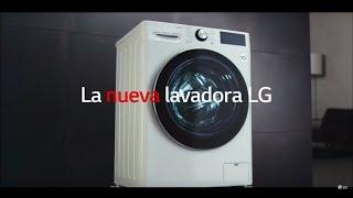 Lavadoras inteligentes LG