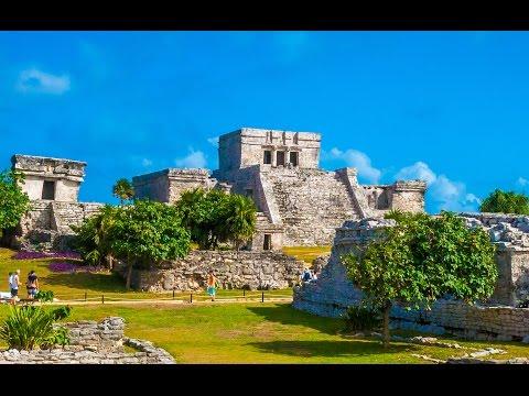 Tulum Mayan Ruins – Cruise Excursion 4K