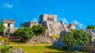 Tulum Mayan Ruins - Cruise Excursion 4K