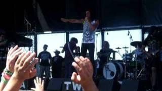 The Word Alive - Casanova Rodeo/Live@Warped Tour 2010