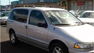 preview picture of video '1999 Nissan Quest Used Cars Pearl City HI'