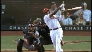 MLB Farthest Broken Bat Hits