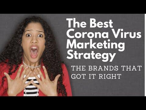 Corona Virus Strategy