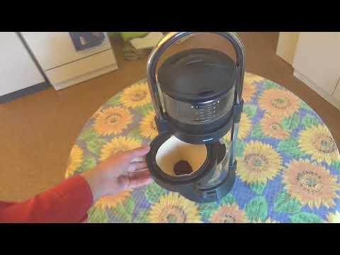 TEST-Funktionsprüfung Kaffeemaschine Philips HD 5405/A, Functional testing  Philips Café Gourmet