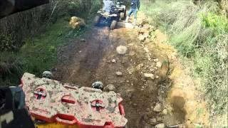 preview picture of video 'Jeeperos de Concepción_ATV Concepción/ Raid Chiguayante Septiembre 2013'