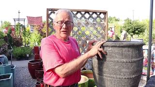 Garden Tip Tuesday! Watering Your Containers In The Heat!