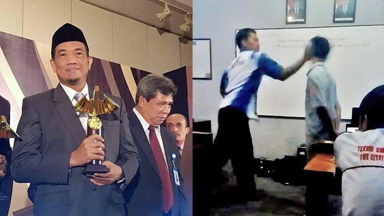 Video Muridnya Ditampar Oknum Guru Jadi Viral, Begini Kata Kepala SMK di Purwokerto