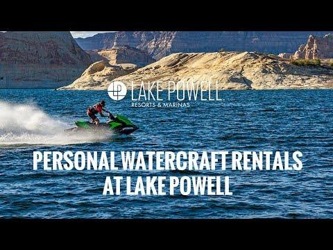 Lake Powell Personal Watercraft Rentals